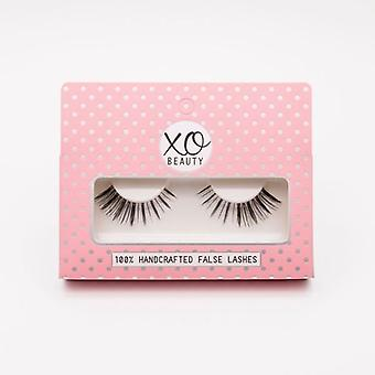 xoBeauty False Lashes - The Primadonna - Dramatic Ultra Curled Winged Out