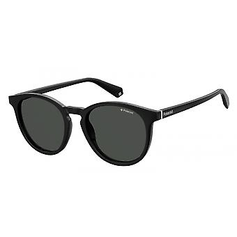 Sunglasses Unisex 6098/S807/M9 round black/grey