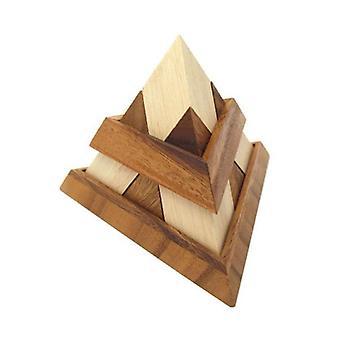 Pirâmide triângulo