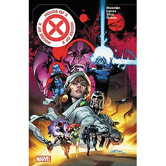 House Of Xpowers Of X by Hickman & Jonathan