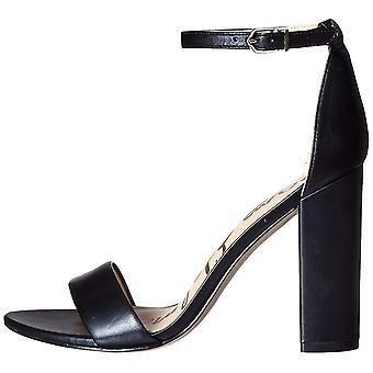 Sam Edelman Women's Schoenen Yaro Leather Open Toe Casual Enkelband Sandalen