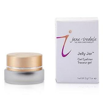 Jelly Jar Gel Eyeliner - # Black 3g or 0.1oz