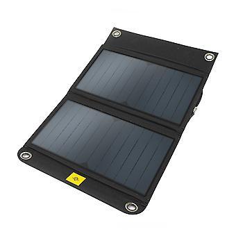 Powertraveller Kestral 40 Opvouwbaar zonnepaneel met geïntegreerde batterij 10000mAh