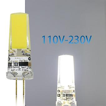 Dimmable Cob Led Light Bulb Ac/dc 12v 220v Led Lamps Spotlight Chandelier