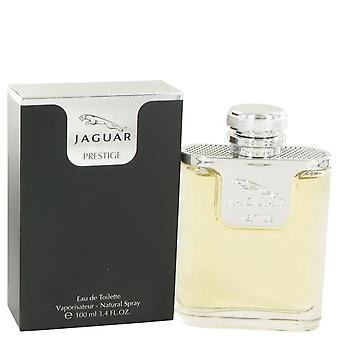 Jaguar prestige eau de toilette spray por onça-pintada 100 ml