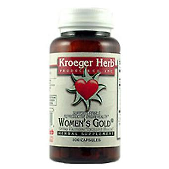 Kroeger Herb Women's Gold, 100 Cap
