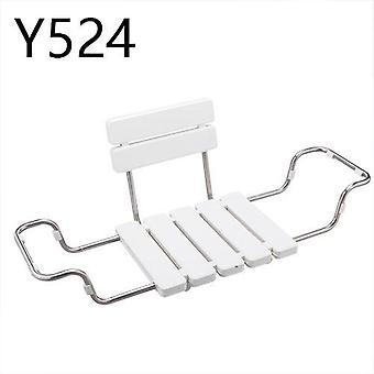 Wall Mounted Shower Seats White Shower Bench Bathtub Chairs Abs And Stainless Steel Bath Chair  (y524)