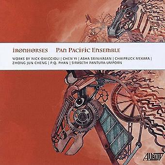 Iron Horses [CD] USA import
