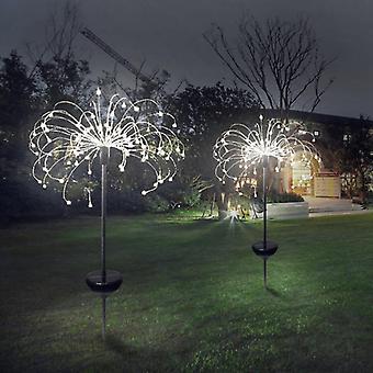 Solar Feuerwerk Lichter 120 LEDS