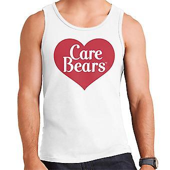 Care Bears Love Heart Logo Män's Väst