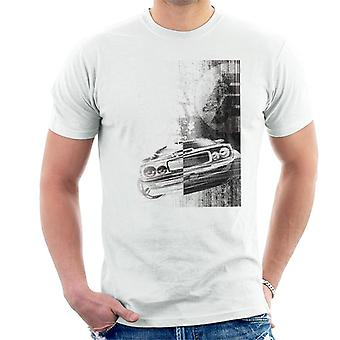 Fast and Furious Dodge Charger Close Up Men's T-Shirt