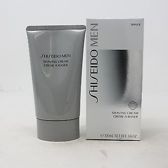 Shiseido Shaving Cream  3.6oz/100ml New With Box