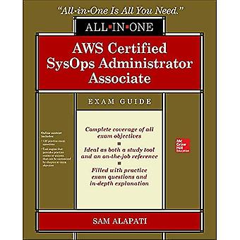 AWS Certified SysOps Administrator Associate All-in-One-Exam Guide (Tentti SOA-C01)