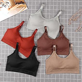 Comfortable Seamless Sports Bra - Women Fitness Top Yoga Bra