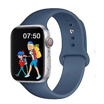 Sport Silicone Strap Belt Bracelet Correa For Apple Watch Accessories