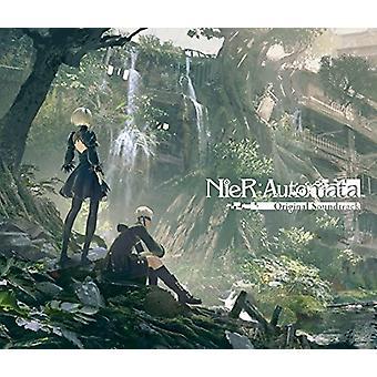 Nier - Nier: Automata (Game Soundtrack) [CD] USA import