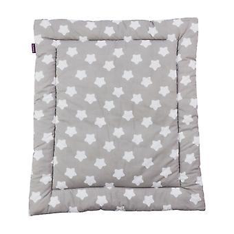 Puckdaddy omslagsdyna Smilla 65x75 cm med prickar mönster i grått