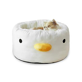 Little Chick Plush Pet Bed for Kitty and Puppy