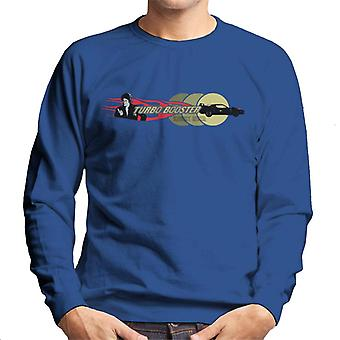 Knight Rider Turbo Booster Men's Sweatshirt