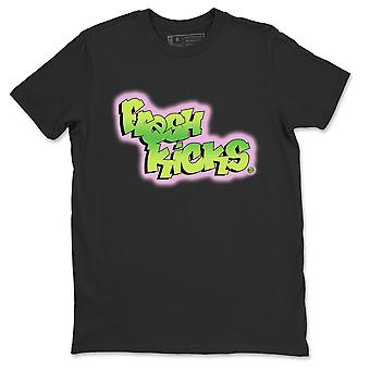 Fresh Kicks T-Shirt Jordan Ghost Green Alternative Bel Air Sneaker Tee