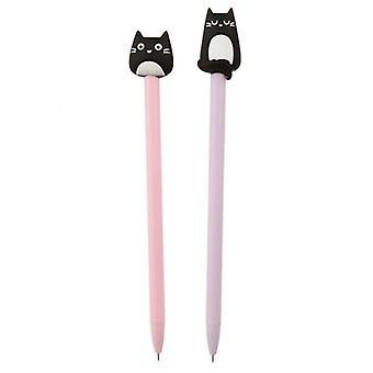 Kissa hieno kissa topper kynä 2 toimitetaan