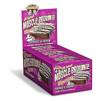 Lenny & Larry's Muscle Brownie 12 Brownies