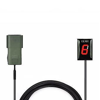 Motorrad-Getriebe-Indikator für Kawasaki Z750/z1000 2007/2008/2009, Plug&play