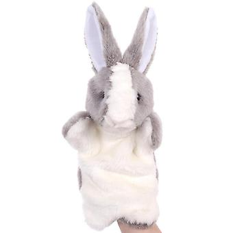Children's Hand Puppets, Cute Bunny Plush Toys, Early Education Dolls