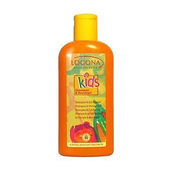 Kids Shampoo Gel 200 ml of gel