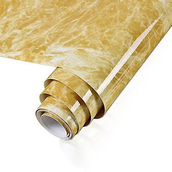 自粘剂 Pvc 防水防油大理石壁纸
