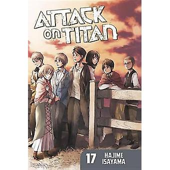 Attack on Titan 17