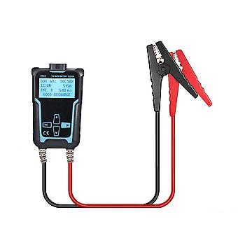 12V-24v autó akkumulátor teszter analizátor 100-2200 cca autóipari terhelés digitális rossz cella