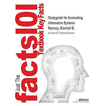 Studyguide for Accounting Information Systems by Romney - Marshall B.