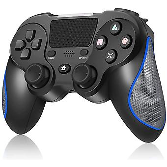 Version Wireless Controller For Playstation 4/pro/slim/pc Support Double Vibration And Touch Pad