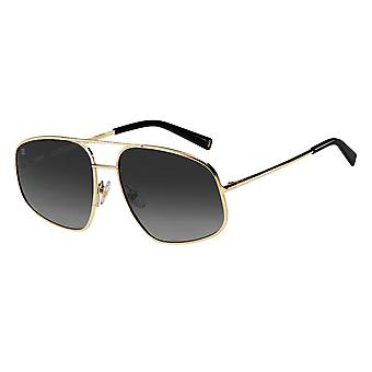 Givenchy GV7193/S J5G/9O Gold/Dark Grey Gradient Sunglasses