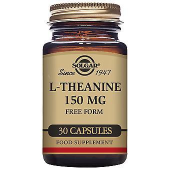 Solgar L-Teaniini 150 mg Kasvis kapselit