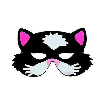 Het kattenmasker van het kind