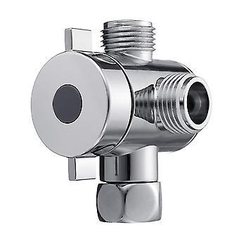 Valve de dérivation de tête de douche 3 manières