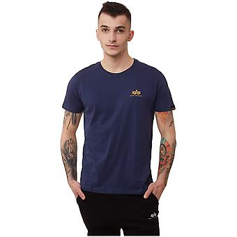Alpha Industries Small Logo 188505435 universal miesten t-paita