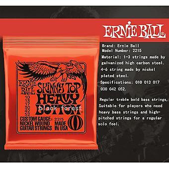 Alkuperäinen Ernie Ball Super Slinky Sähkökitara string