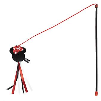 For Fan Pets Minnie Cat Wand (Cats , Toys , Teaser Wands)