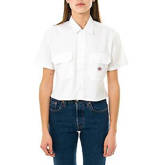 Dames shirt dickies ss werk shirt w dk0a4xe1whx