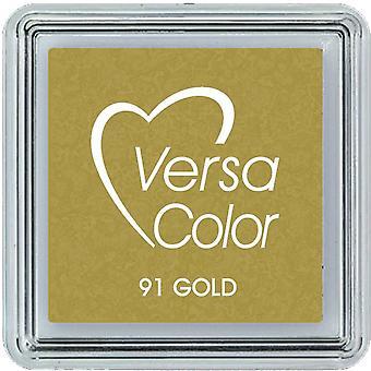 Versacolor Pigment Mustetyyny Pieni - Kulta