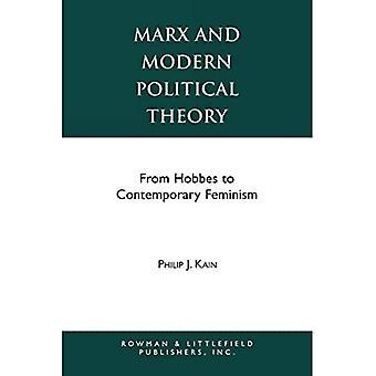 Marx Moderne Politisk Teori