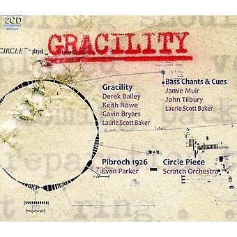 Laurie Scott Baker - Gracility Music of Laurie Scott Baker [CD] USA import