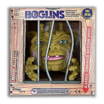 Boglins Mână Puppet - Regele Dwork