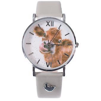 Wrendale Designs Cow Watch