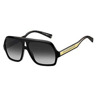 Givenchy GV7200/S 807/9O Black/Dark Grey Gradient Sunglasses
