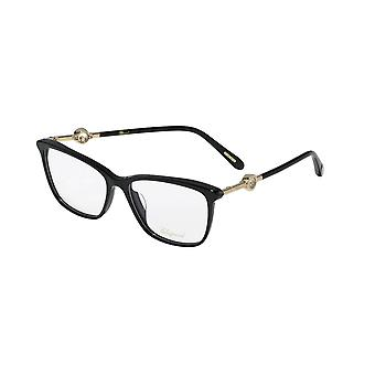 Chopard VCH284S 0700 Shiny Black Glasses