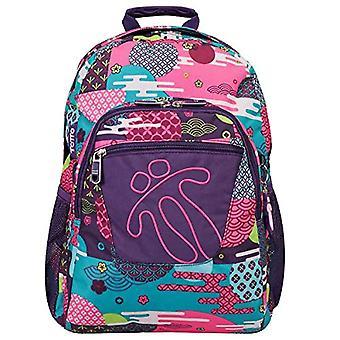 Totto Mochila Acuareles Casual Backpack 40 centimeters 25 Multicolor (Multicolor)(4)